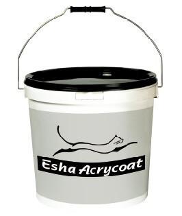 Esha Acrycoat - Πολυμερή επαλειπτικά στεγάνωσης