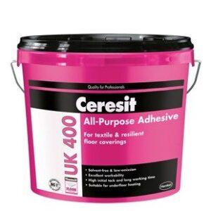 Ceresit UK 400 / Κόλλες συγκόλλησης δαπέδων