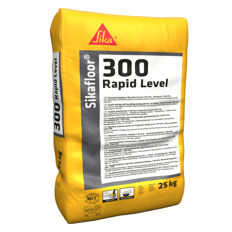 Sikafloor®-300 Rapid Level