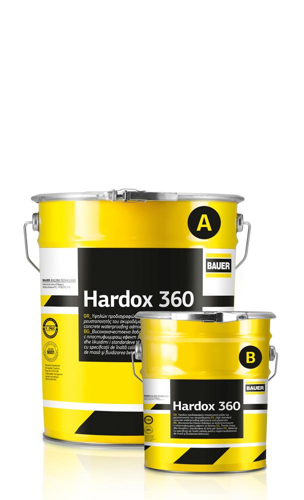 Hardox 360